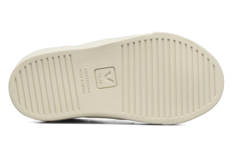 Esplar Small Velcro Petale White Pierre
