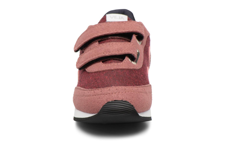 Baskets Veja Arcade Small Bordeaux vue portées chaussures