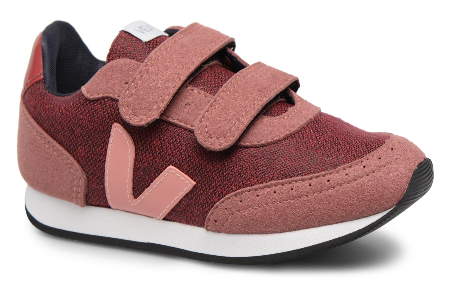 Trainers Veja Arcade Small Burgundy detailed view/ Pair view