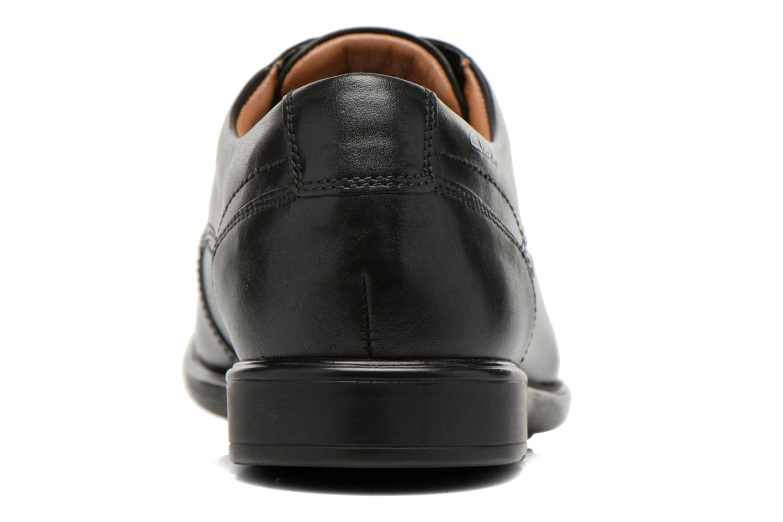 Gosworth Apron Black leather