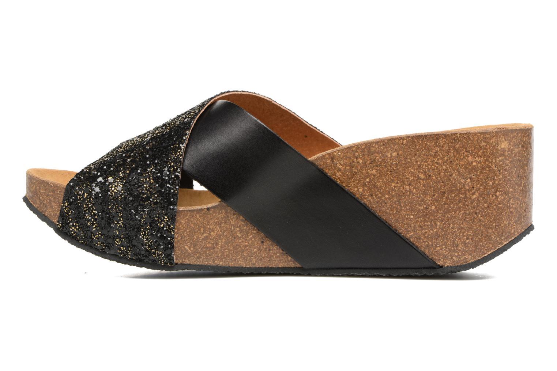 Mules & clogs Plakton So Clip Black front view