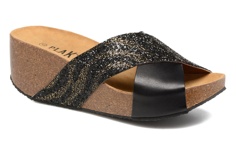 Clogs & Pantoletten Plakton So Clip schwarz detaillierte ansicht/modell