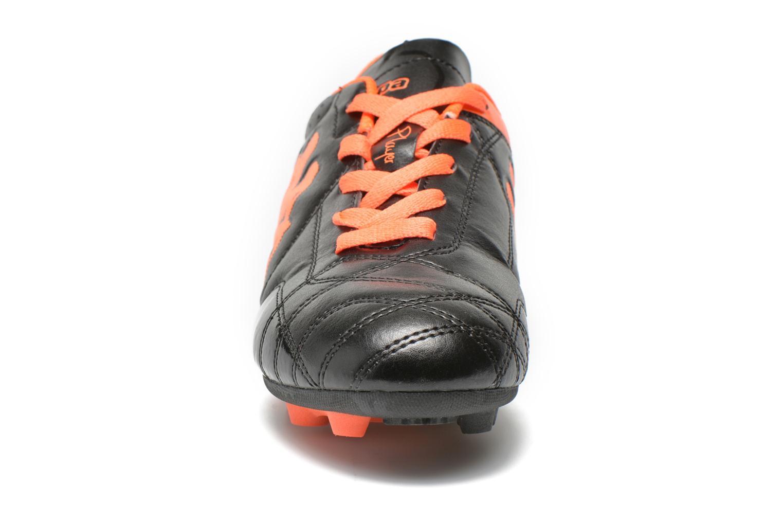 Chaussures de sport Kappa Player Fg Noir vue portées chaussures