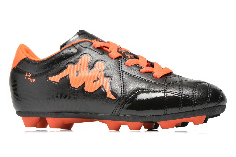 Chaussures de sport Kappa Player Fg Noir vue derrière