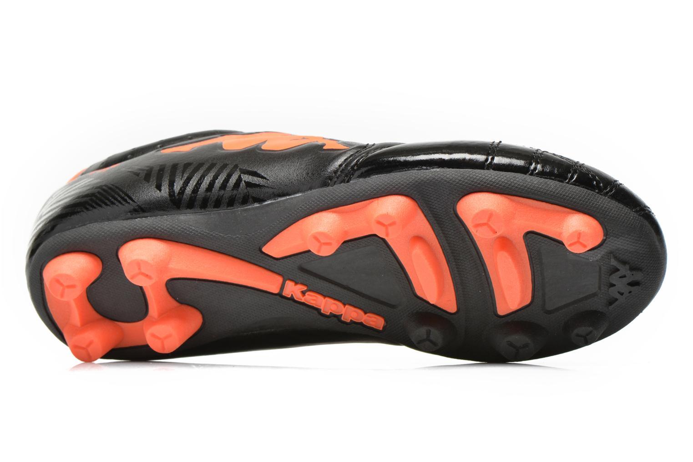 Chaussures de sport Kappa Player Fg Noir vue haut