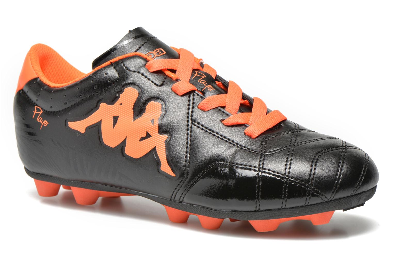 Chaussures de sport Kappa Player Fg Noir vue détail/paire