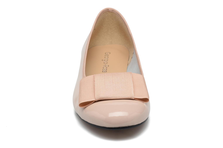 Ballerines Georgia Rose Siable Beige vue portées chaussures