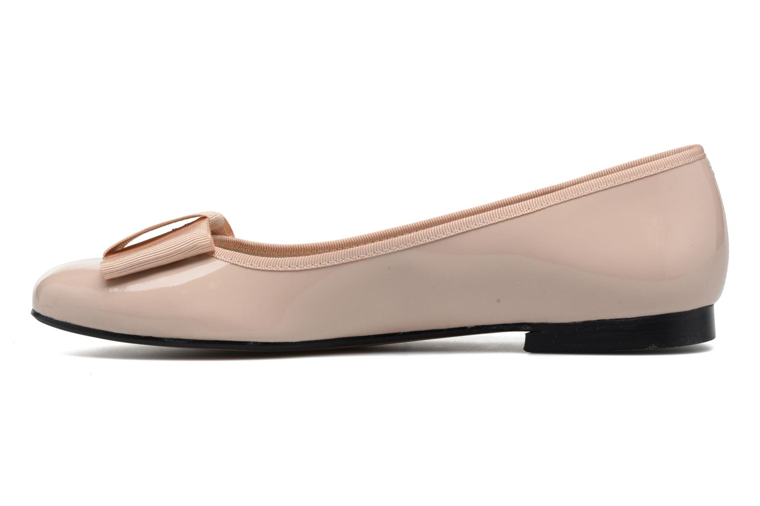 Ballet pumps Georgia Rose Siable Beige front view