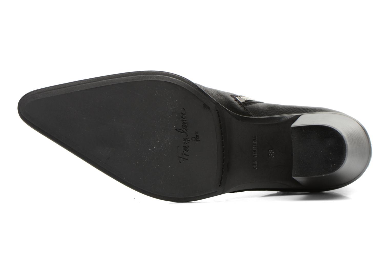 Bottines et boots Free Lance Okao 7 Boot 2 Zip Noir vue haut