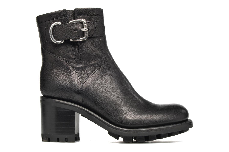 Stiefeletten & Boots Free Lance Justy 7 Small Gero Buckle schwarz ansicht von hinten