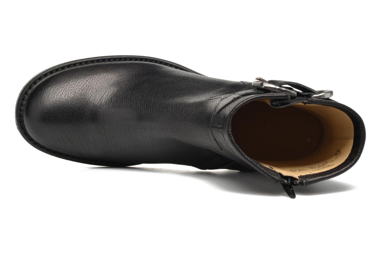 Bottines et boots Free Lance Justy 7 Small Gero Buckle Noir vue gauche