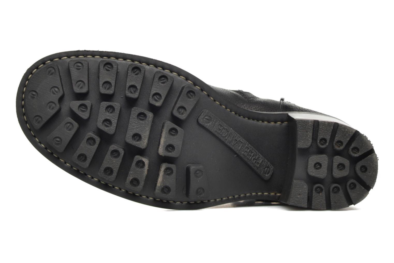 Bottines et boots Free Lance Justy 7 Small Gero Buckle Noir vue haut