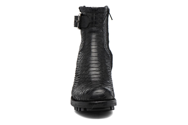 Boots en enkellaarsjes Free Lance Justy 7 Small Gero Buckle Zwart model