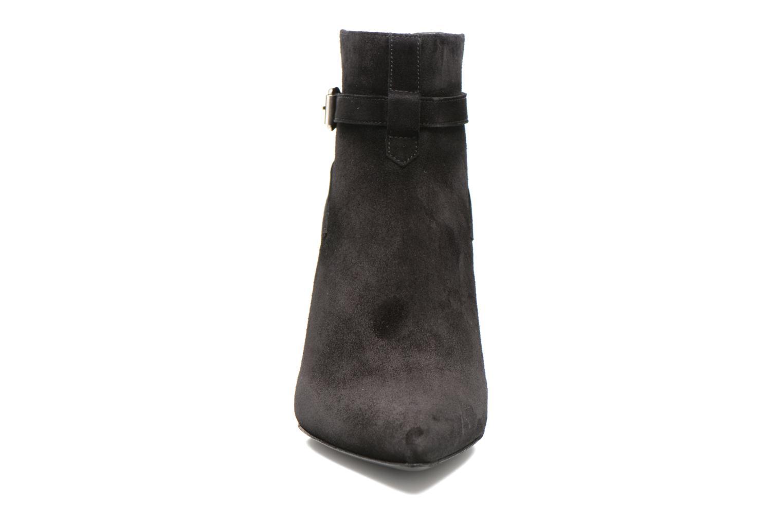 Bottines et boots Free Lance Itlys 7 Boot Ankle Strap Noir vue portées chaussures