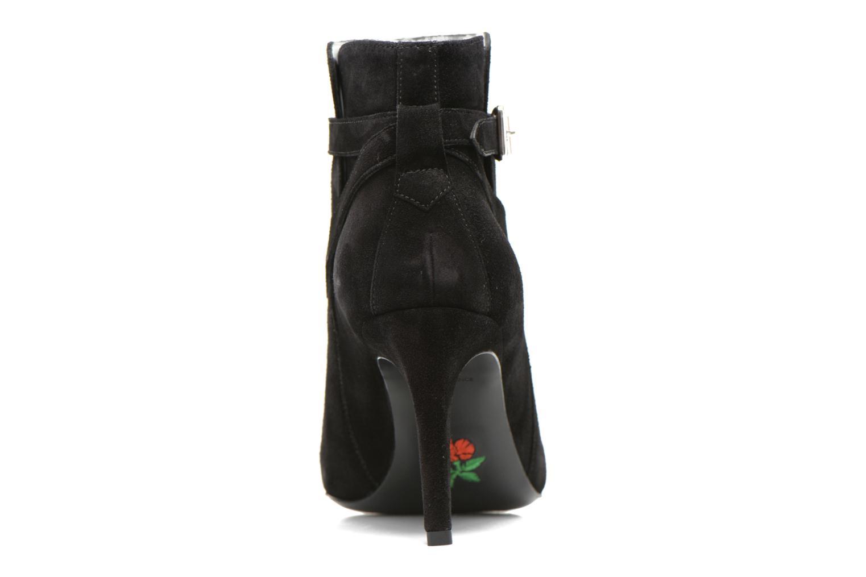 Bottines et boots Free Lance Itlys 7 Boot Ankle Strap Noir vue droite