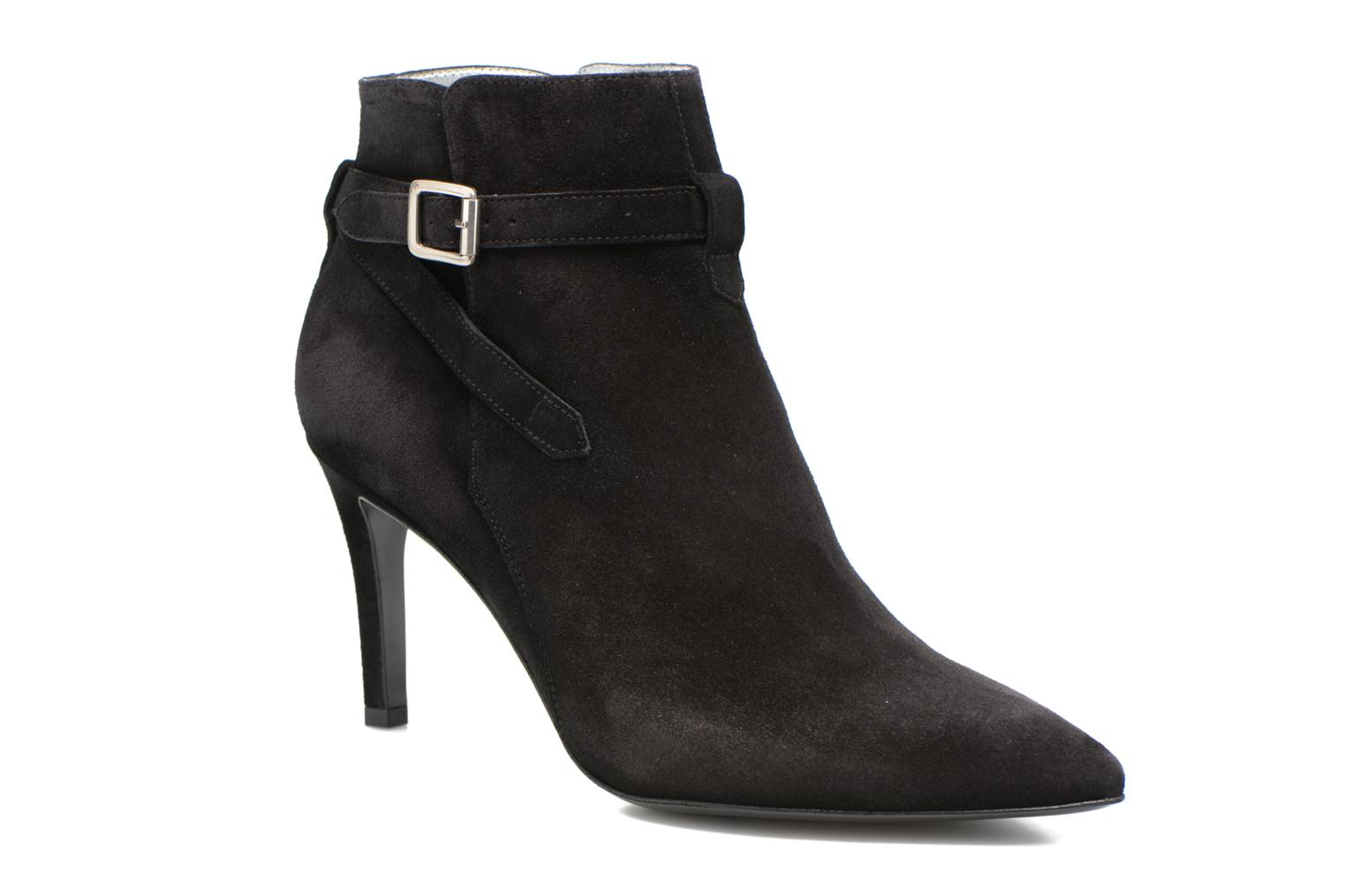 Itlys 7 Boot Ankle Strap Sonia extra noir