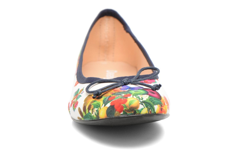 Ballerine Desigual SHOES_MISSIA 7 Multicolore modello indossato