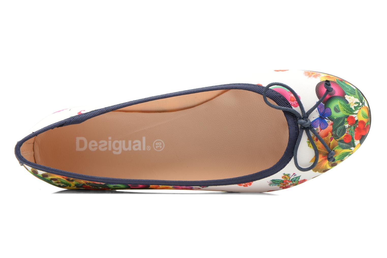 Ballerines Desigual SHOES_MISSIA 7 Multicolore vue gauche