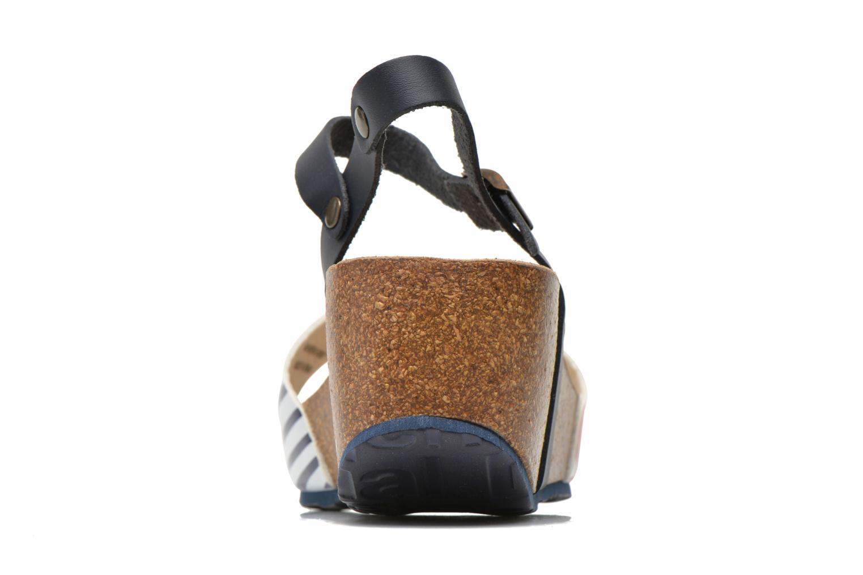 Sandalen Desigual SHOES_BIO 7 mehrfarbig ansicht von rechts