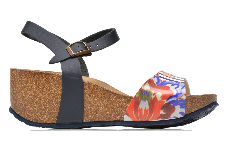 Sandalen Desigual SHOES_BIO 7 mehrfarbig ansicht von hinten