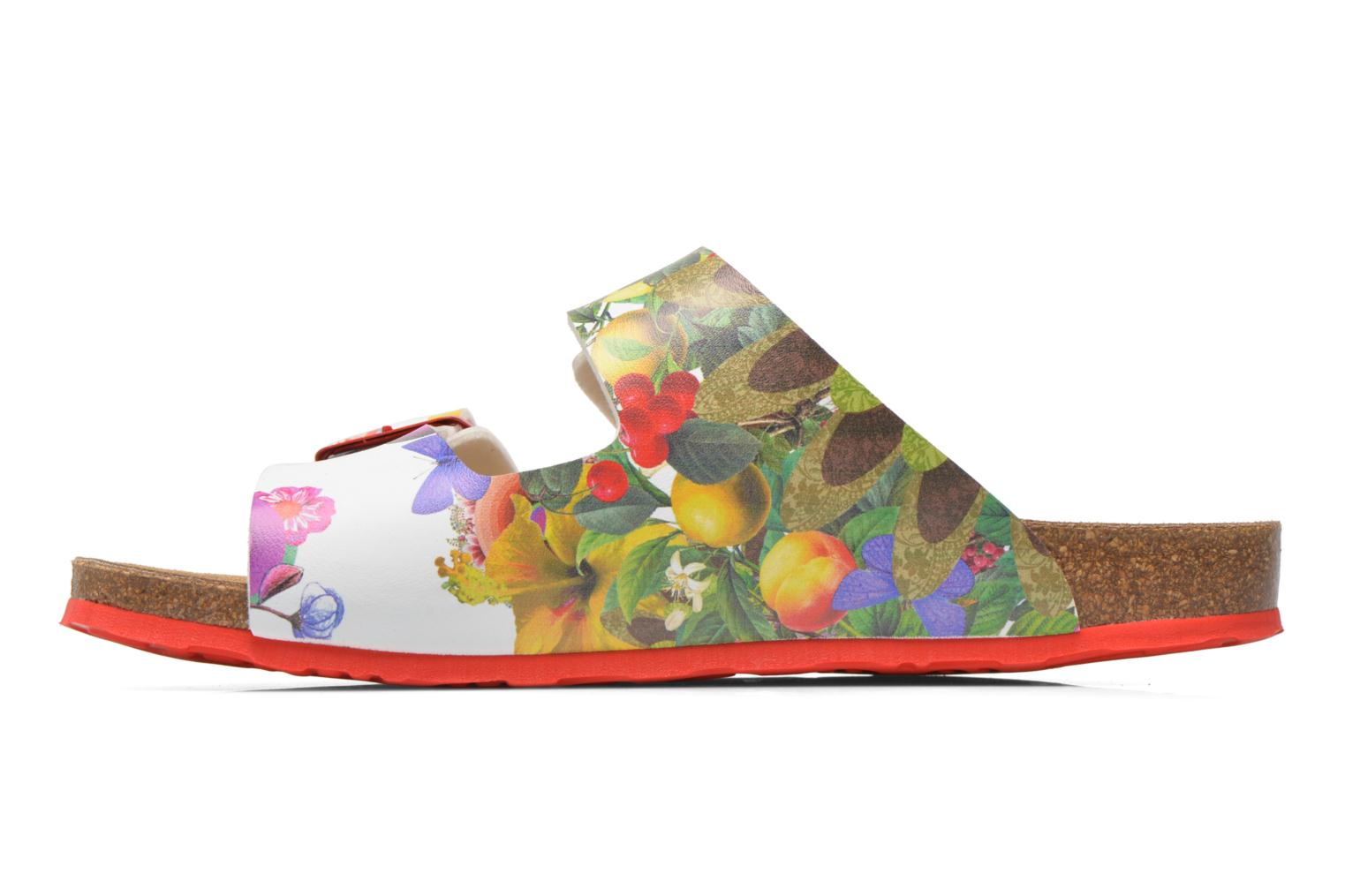 Zuecos Desigual SHOES_BIO 2 Multicolor vista de frente