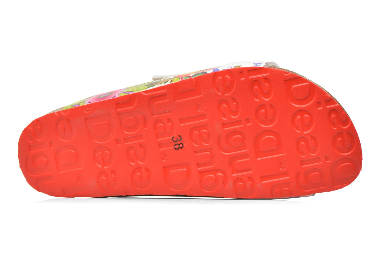 Clogs & Pantoletten Desigual SHOES_BIO 2 mehrfarbig ansicht von oben