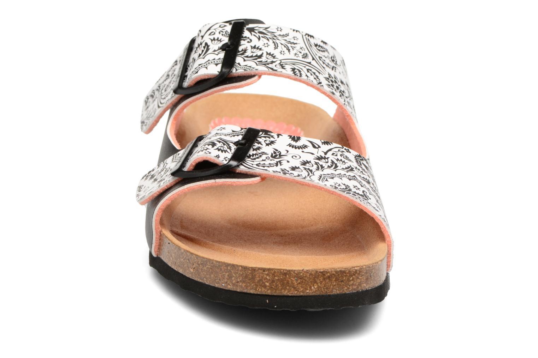 Mules et sabots Desigual SHOES_BIO 2 Noir vue portées chaussures