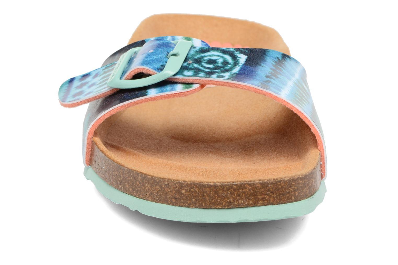 Mules et sabots Desigual SHOES_BIO 1 Multicolore vue portées chaussures