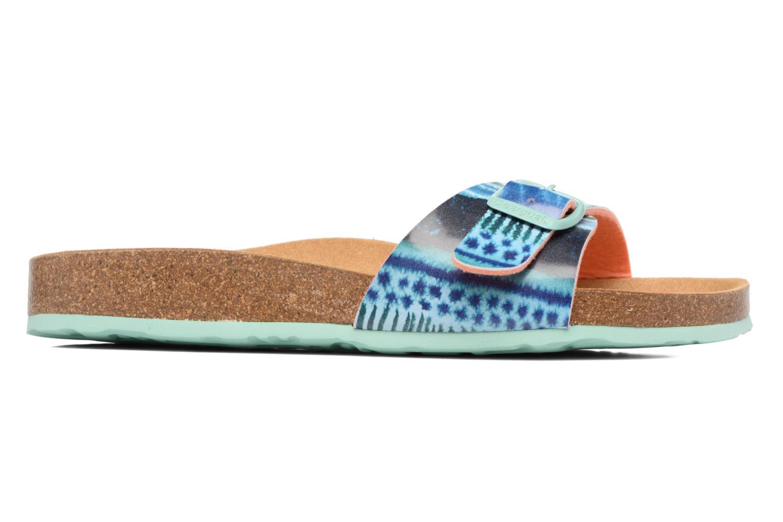Mules & clogs Desigual SHOES_BIO 1 Multicolor back view