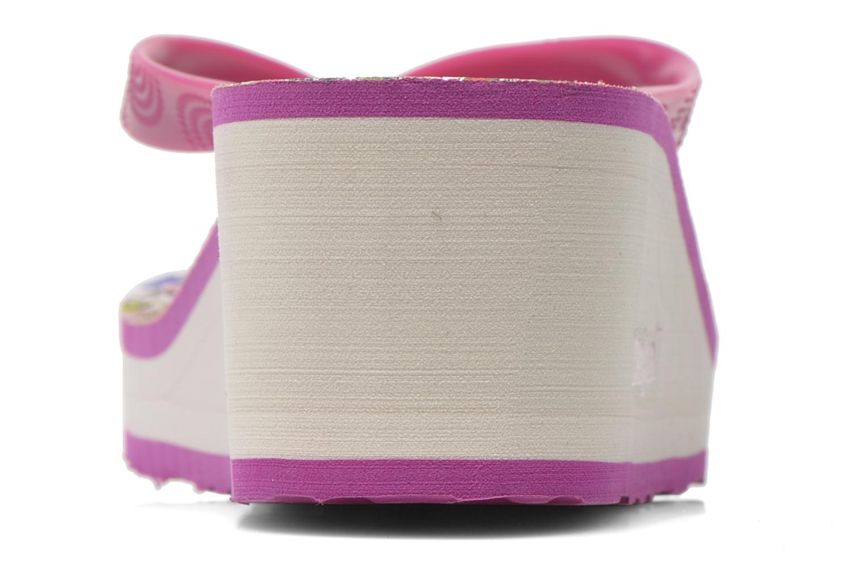 Zehensandalen Desigual SHOES_LOLA 2 rosa ansicht von rechts