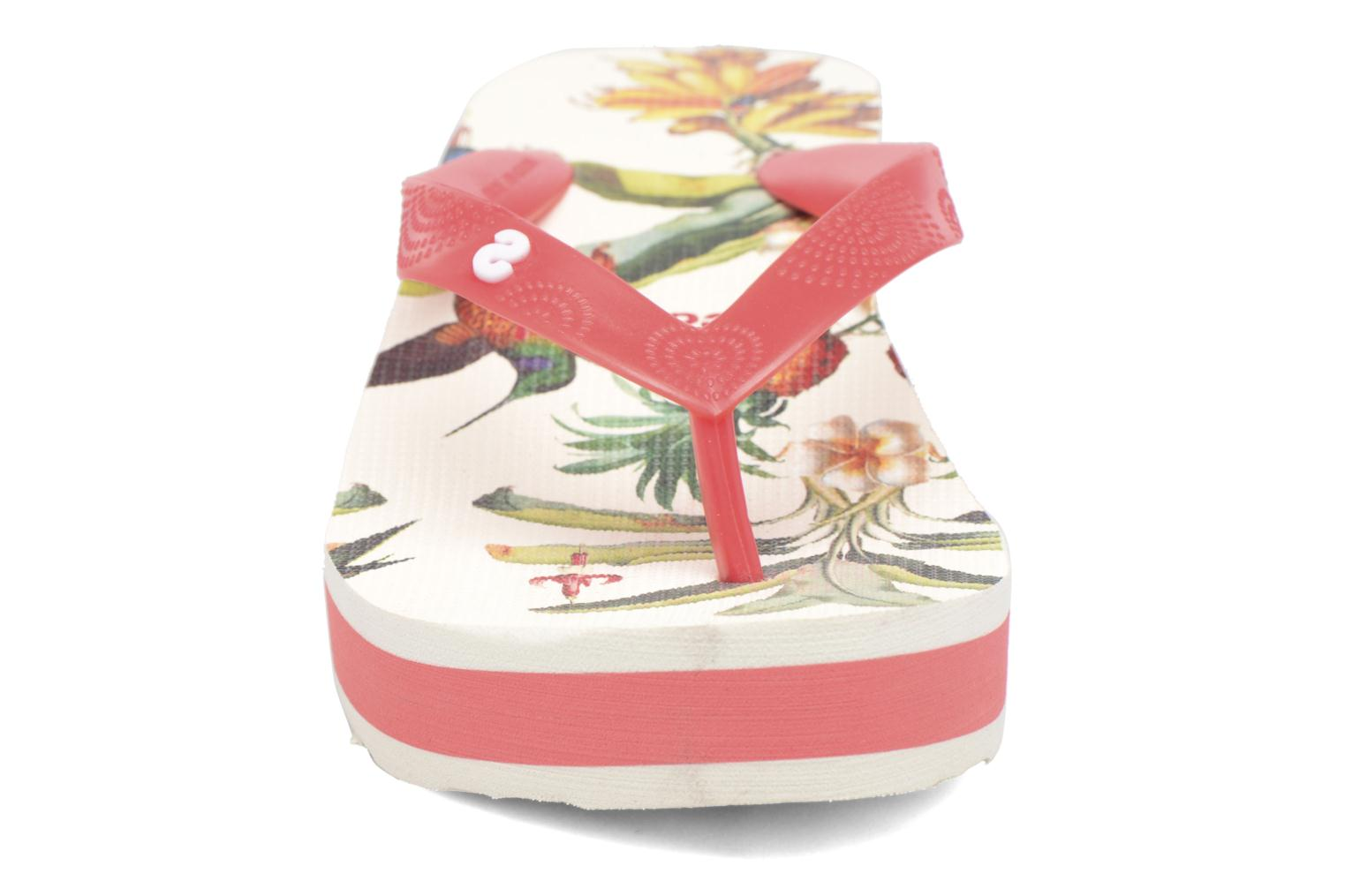 Flip flops Desigual SHOES_LOLA Multicolor model view