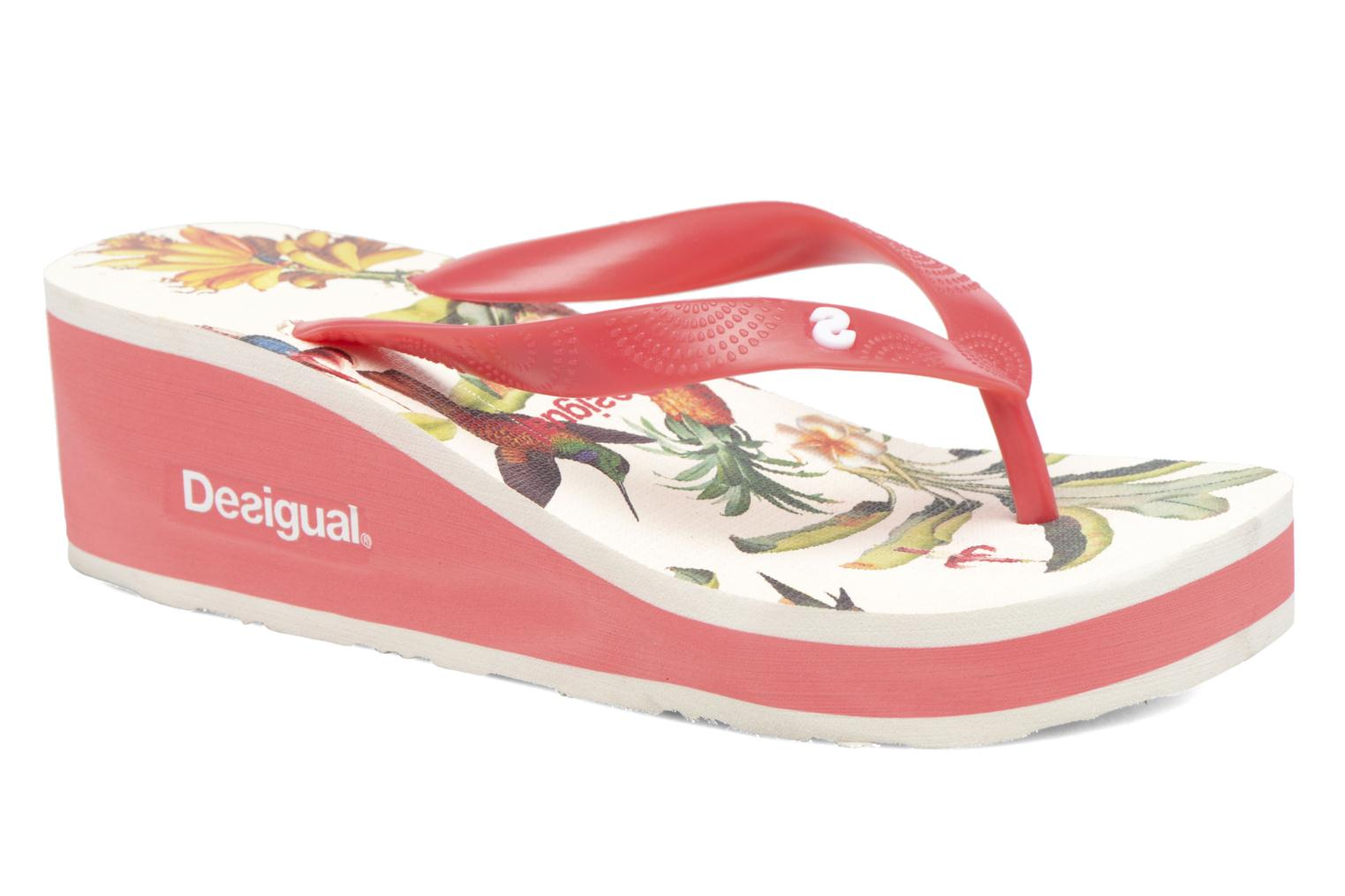 Flip flops Desigual SHOES_LOLA Multicolor detailed view/ Pair view