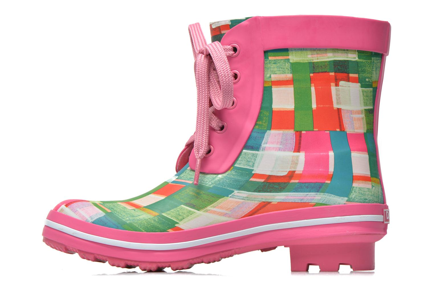 Bottines et boots Desigual SHOES_FAELA Multicolore vue face