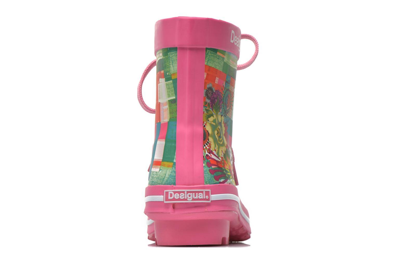 Bottines et boots Desigual SHOES_FAELA Multicolore vue droite