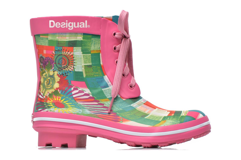 Stiefeletten & Boots Desigual SHOES_FAELA mehrfarbig ansicht von hinten