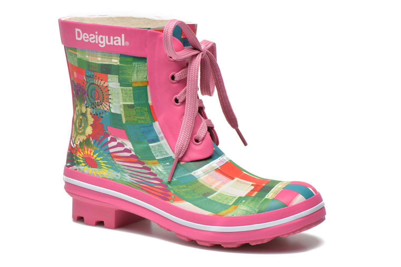 Bottines et boots Desigual SHOES_FAELA Multicolore vue détail/paire