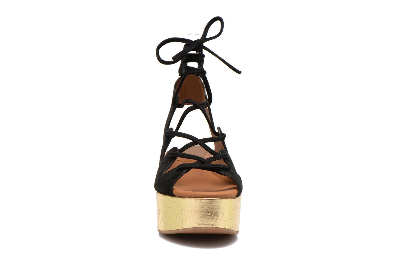 Sandalen See by Chloé Ezima schwarz schuhe getragen