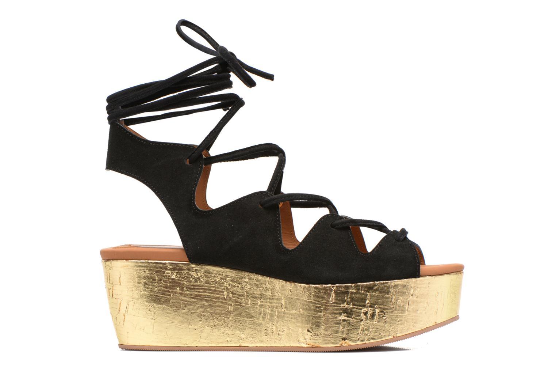 Sandals See by Chloé Ezima Black back view