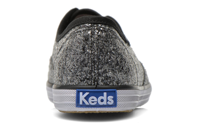 Sneaker Keds Champion CVO W silber ansicht von rechts
