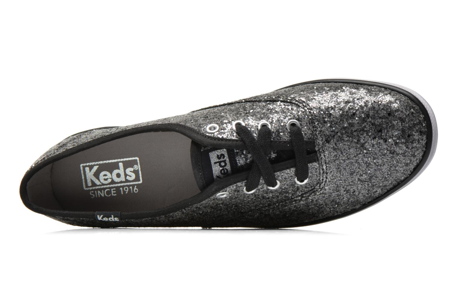 Trainers Keds Champion CVO W Silver view from the left