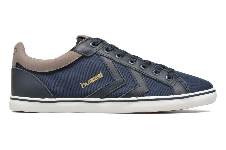 Sneaker Hummel Deuce Court Premium blau ansicht von hinten