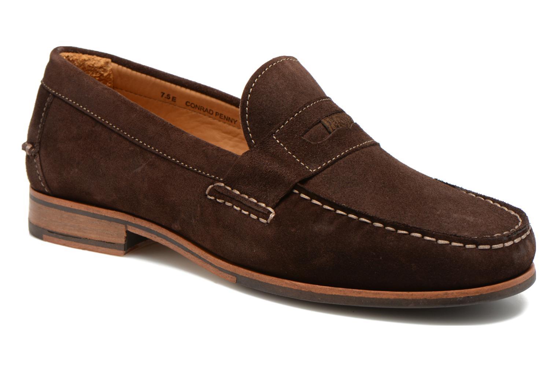 Sebago CONRAD PENNY Marron - Chaussures Mocassins Homme