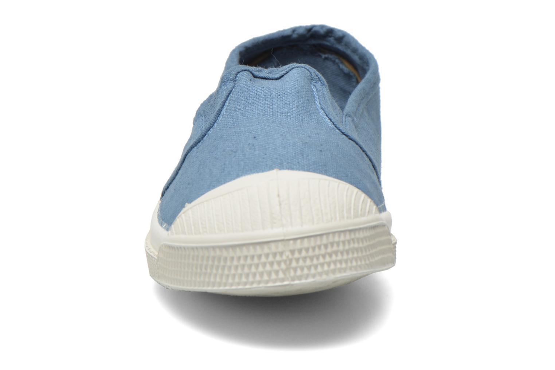 Baskets Bensimon Tennis Tommy E Bleu vue portées chaussures