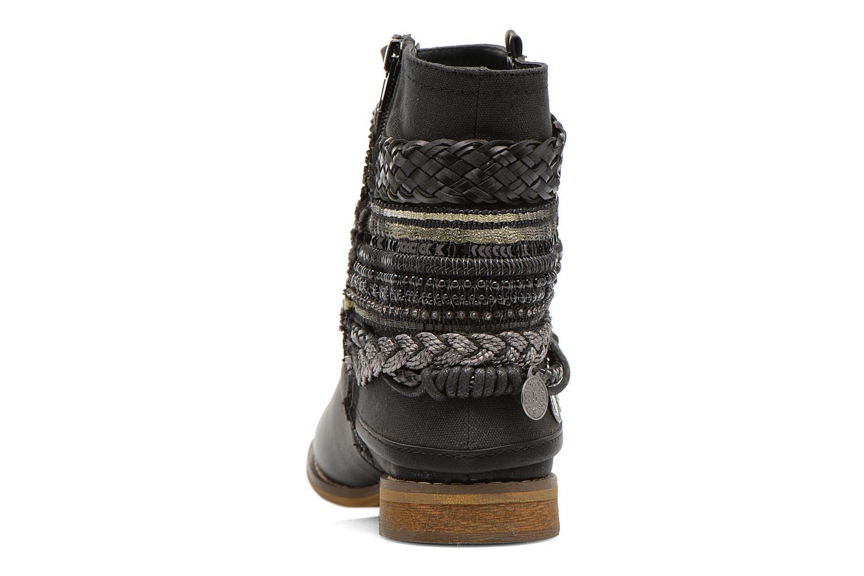 Bottines et boots Bullboxer Nadoco Noir vue droite