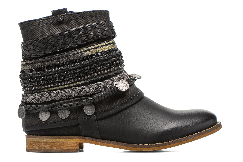 Bottines et boots Bullboxer Nadoco Noir vue derrière