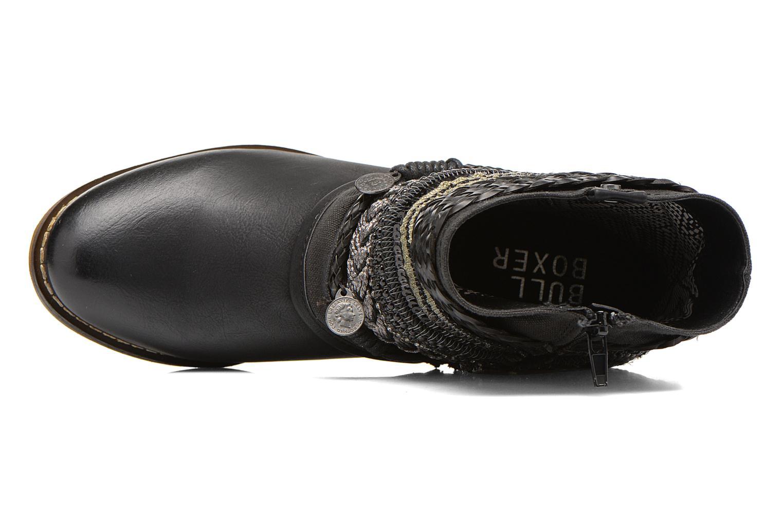 Bottines et boots Bullboxer Nadoco Noir vue gauche