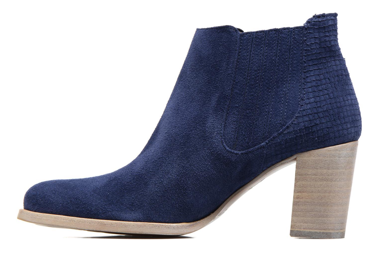 Bottines et boots Muratti Bloody Bleu vue face