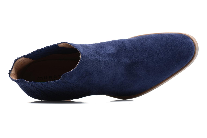 Bottines et boots Muratti Bloody Bleu vue gauche