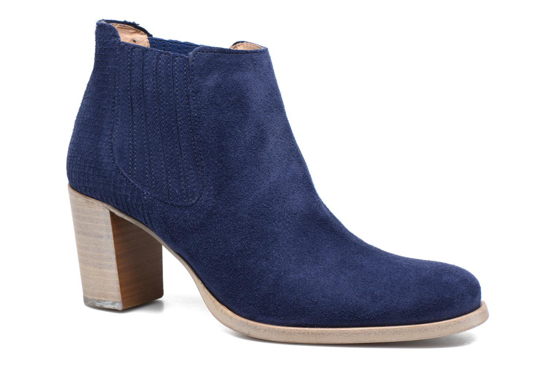 Bottines et boots Muratti Bloody Bleu vue détail/paire