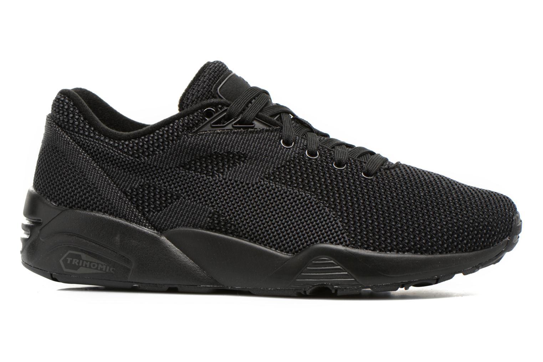 Sneakers Puma R698 Knit Mesh V2.2 Trinomic Nero immagine posteriore